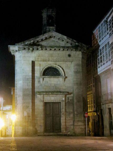 The Church of San Beitio do Campo