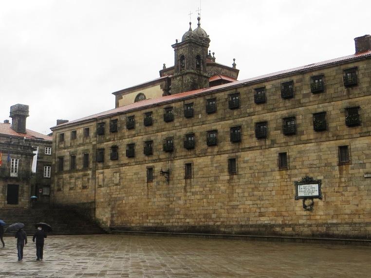 Monastery of San Paio de Antealtares, Quintana Square