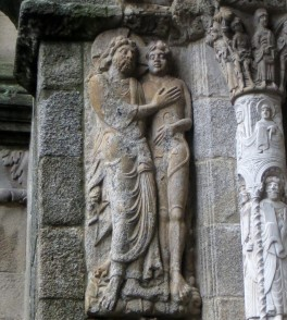 South Door of Santiago Cathedral