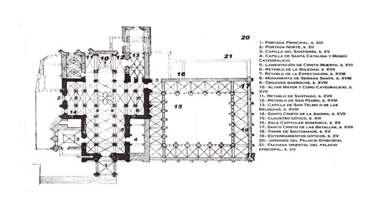 Tui Cathedral Ground Plan