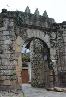 Porta Nova, Ribadavia