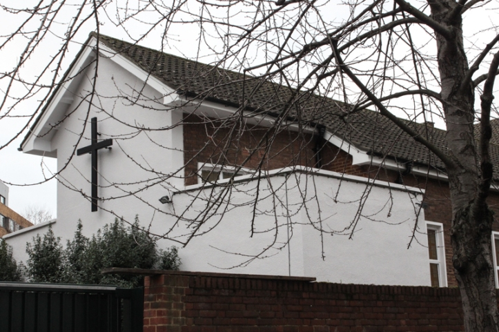 The Convent of the Sisters of Mercy, Parkers Row, Southwark