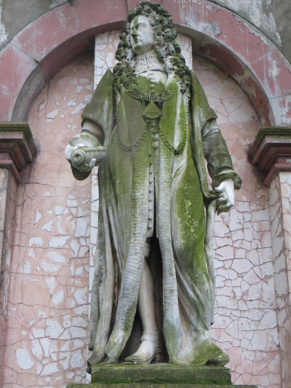 Sir Robert Clayton by Grinling Gibbons