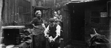 Slums in London (www.20thcenturylondon.org.uk)