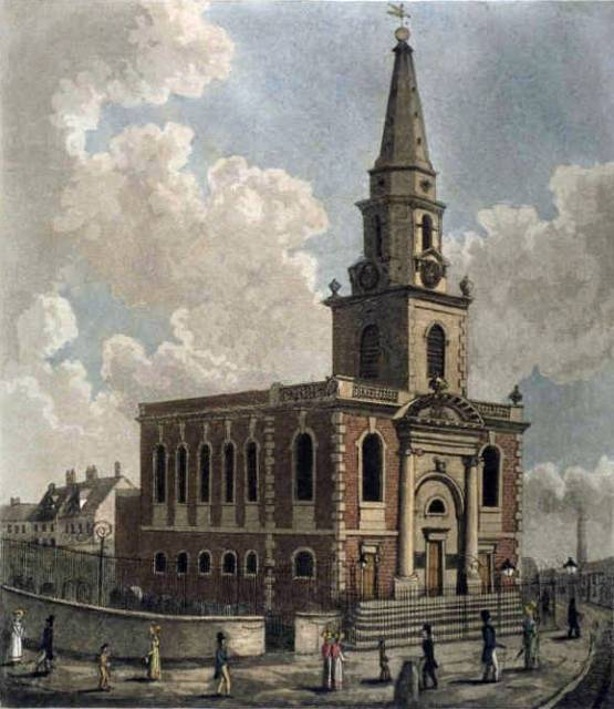 St George the Martyr c.1840
