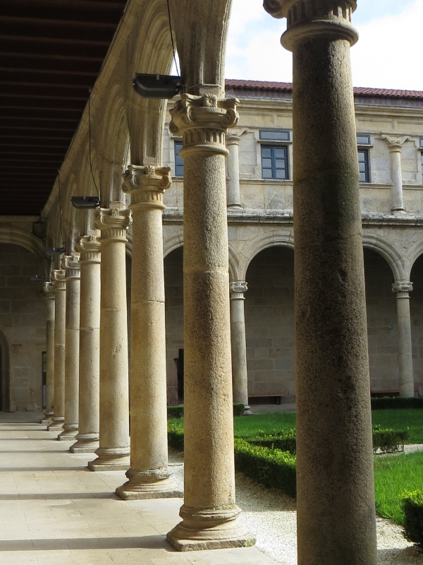 Monastery-Hotel of San Clodio