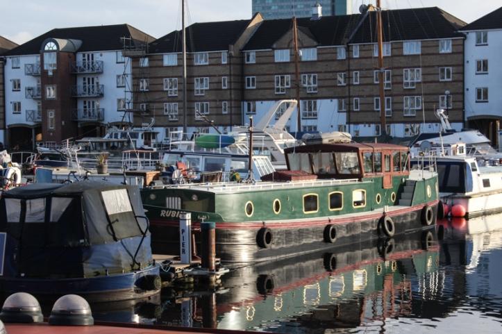 South Dock, Surrey Docks