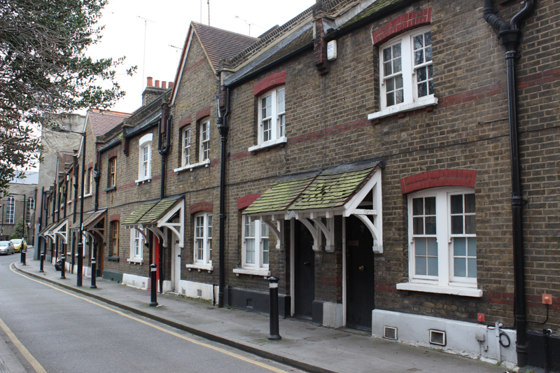 Winchester Cottages, Copperfield Street