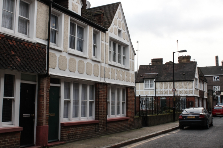Gable Cottages, Sudrey Street