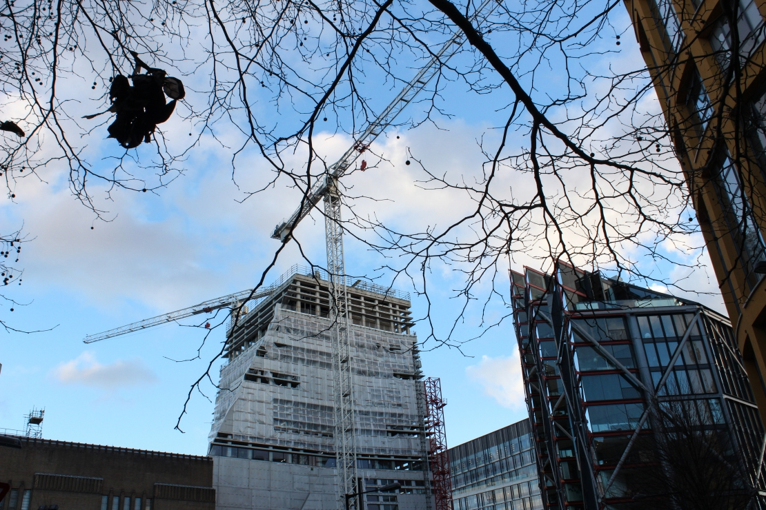 Building near Tate Modern