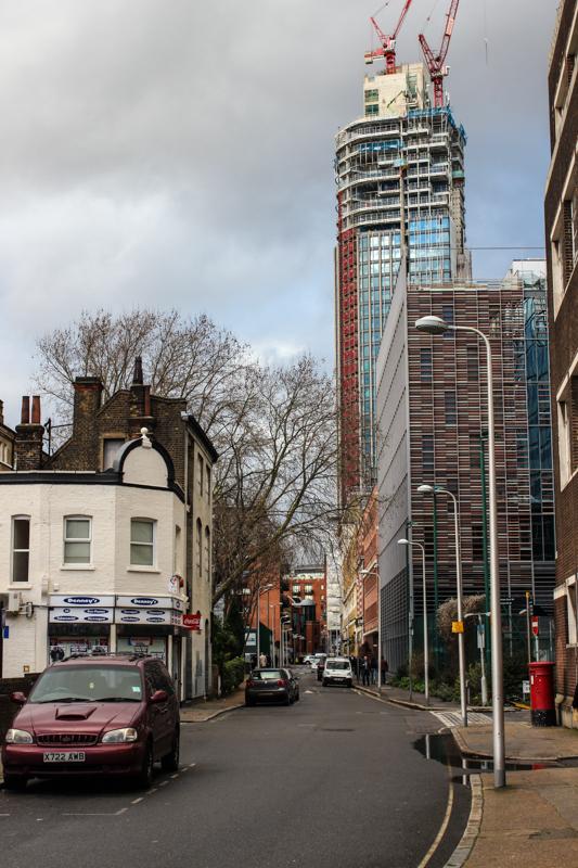 Hatfields Road, Southwark