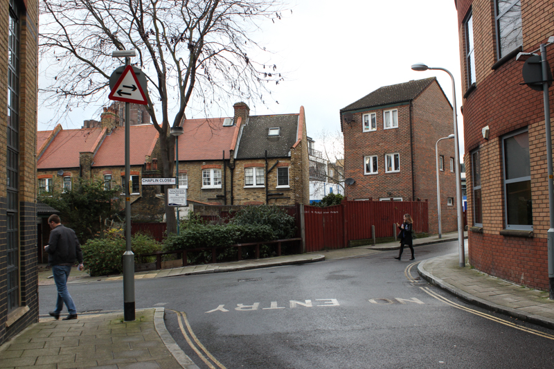 The curve in Boundary Row
