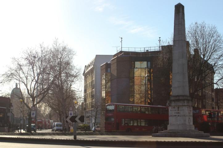 Obelisk, St George's Circus