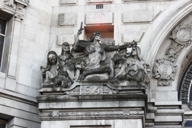 The Victory Arch, Waterloo Station