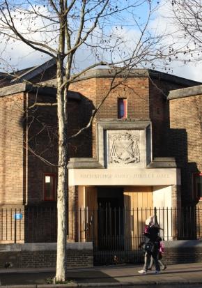 Bishop Amigo Hall