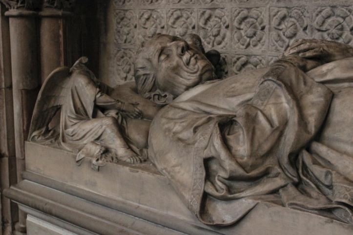 The tomb of Father Thomas Doyle
