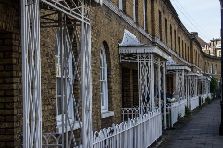 Courtenay Street, Kennington