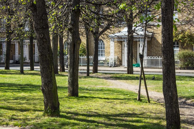Courtenay Square, Kennington