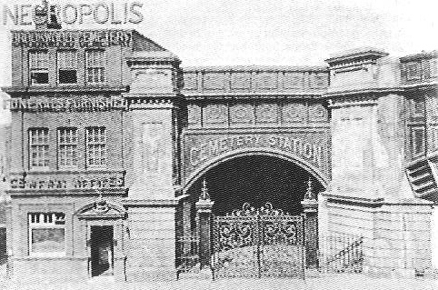 First_London_Necropolis_terminus