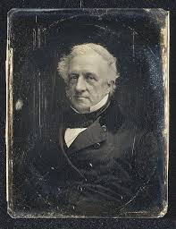George Peabody c.1850 (www.metmuseum.org on Wikipedia)