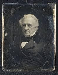 George Peabody c.1850 (www.metmuseum.org on Wikipedia)
