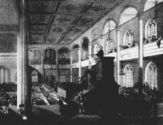 Philanthropic Society Chapel, interior (www.british-history.ac.uk)