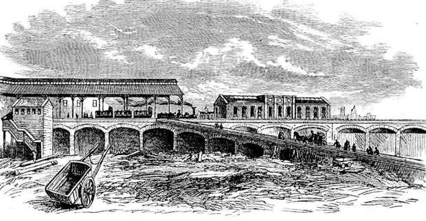 Waterloo Bridge Station