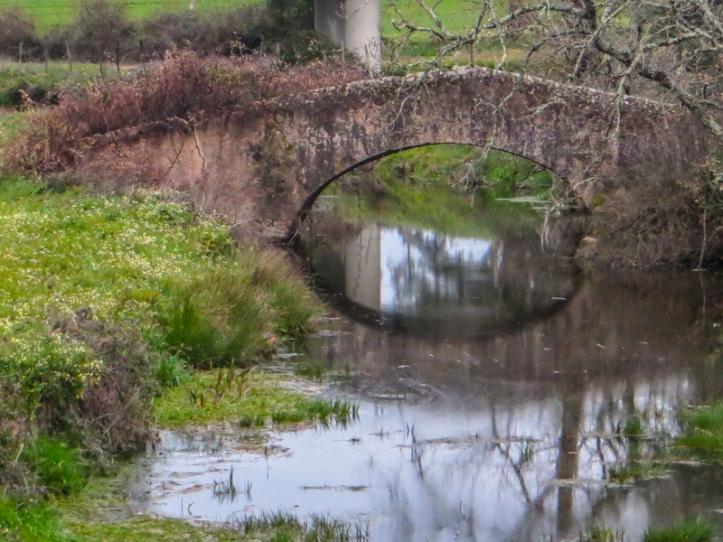 Another old bridge outside Flor da Rosa