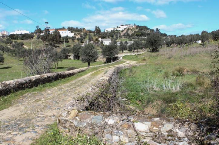 The Bridge of Chocanal, Crato
