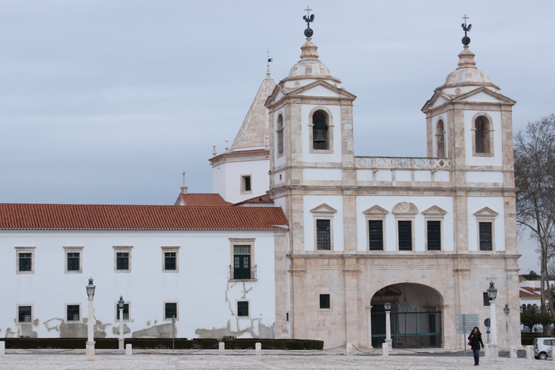 The Monastery and Church of St Augustine