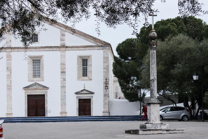 The 14C Church of Nossa Senhora de Conceicao