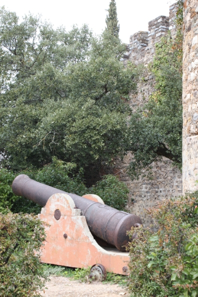 Part of the fortifications