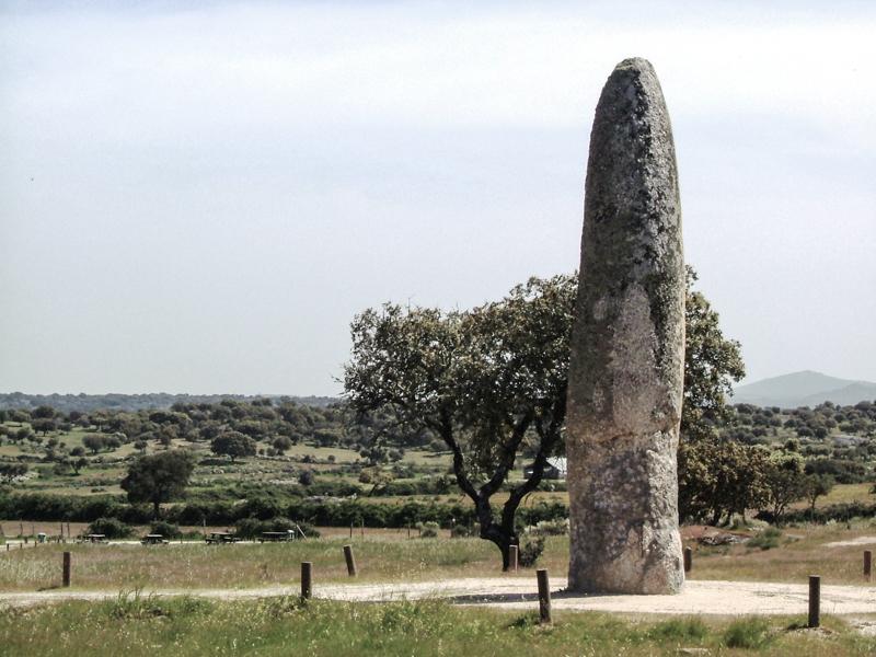 The Menhir de Meada