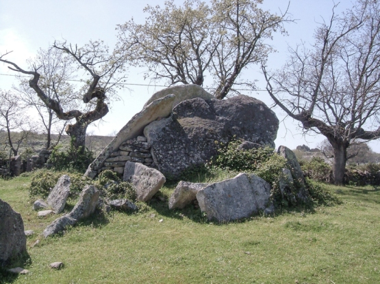 The Megalithic Park of Coureleiras