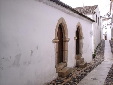 The old synagogue, Castelo de Vide
