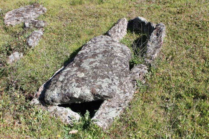 The Necropolis of Boa Morte