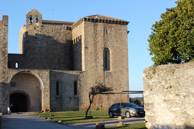Santa Maria deFlor da Rosa Monastery