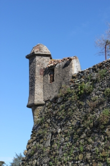 A watchtower on the Castle walls, Castelo de Vide