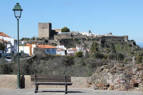The Castle, Castelo de Vide