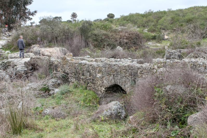 Roman bridge?