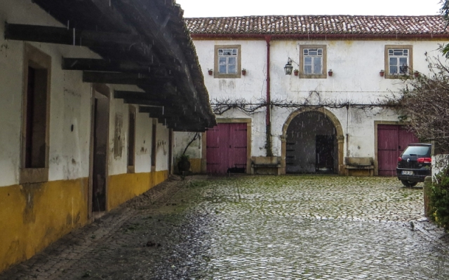 The stables of a large mansion in Crato