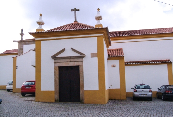 The Parish Church of 13C, Crato