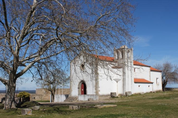 The Church of Santa Maria do Castelo