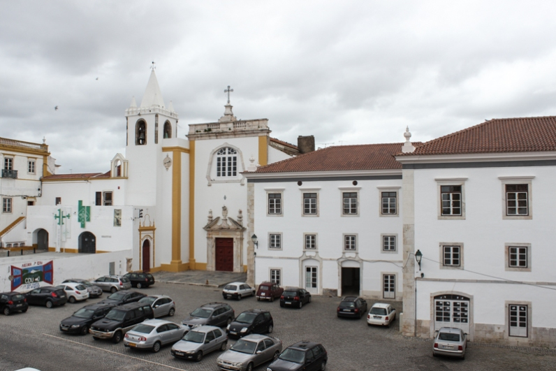 The Monastery of the Order of St Benedict, Avis