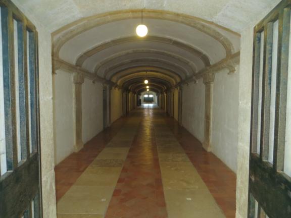 The Noviciate Rooms