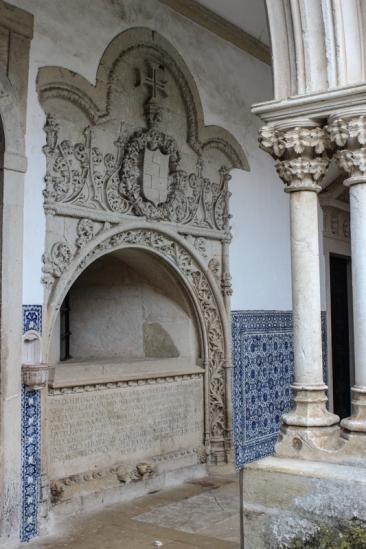 The tomb of Diogo da Gama