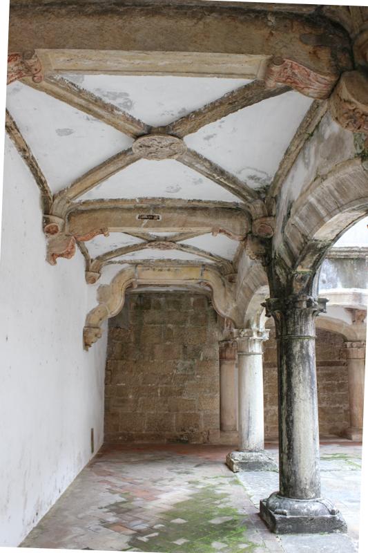 St Barbara's Cloister