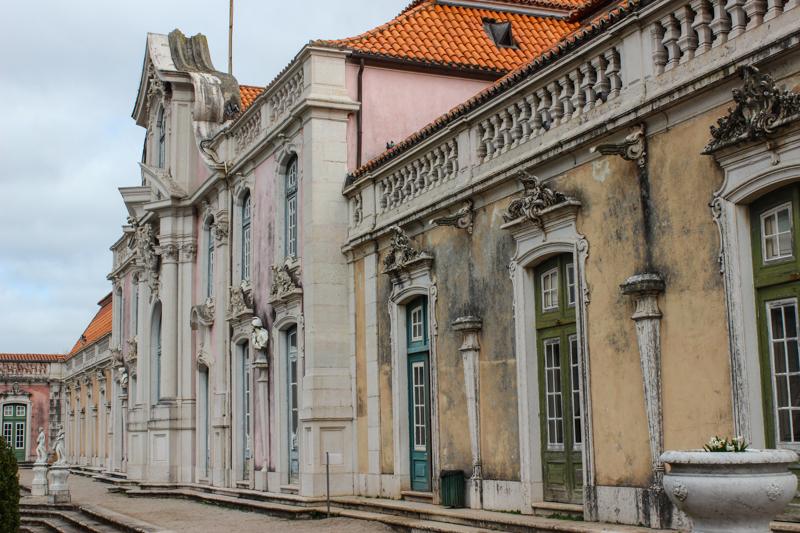 The Royal Palace, Queluz