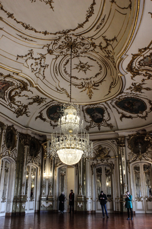 The Ballroom, Royal Palace of Queluz