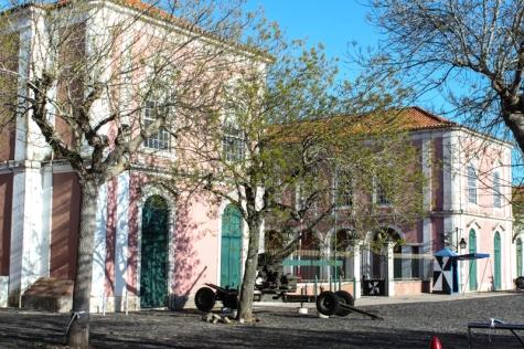 The Barracks, Queluz